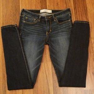 Size 4L Abercrombie & Fitch Skinny Jeans